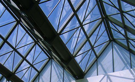 Skylight Şeffat Çatı